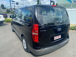 2015 Hyundai iMAX TQ-W MY15 Timeless Black 5 Speed Automatic Wagon.