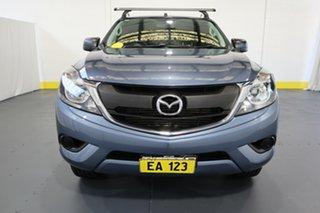 2017 Mazda BT-50 UR0YG1 XT 4x2 Hi-Rider Blue 6 Speed Sports Automatic Utility.