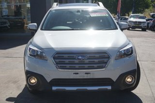 2017 Subaru Outback B6A MY17 2.0D AWD Premium White 6 Speed Manual Wagon.