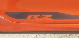 2014 Toyota Camry ASV50R RZ Orange 6 Speed Sports Automatic Sedan