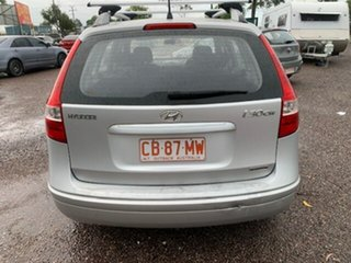 2012 Hyundai i30 SX Silver 4 Speed Auto Active Select Wagon