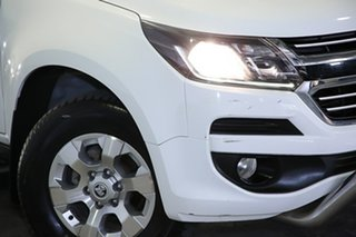 2017 Holden Colorado RG MY17 LT Pickup Crew Cab White 6 Speed Sports Automatic Utility.