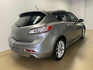 2012 Mazda 3 BL Series 2 MY13 SP25 Grey 5 Speed Automatic Hatchback.