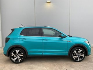 2020 Volkswagen T-Cross C1 MY21 85TSI DSG FWD Style 0z0z 7 Speed Sports Automatic Dual Clutch Wagon.
