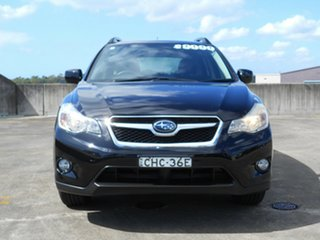 2012 Subaru XV G4X MY12 2.0i Lineartronic AWD Black 6 Speed Constant Variable Wagon