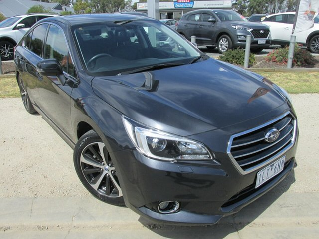 Used Subaru Liberty B6 MY18 2.5i CVT AWD Premium Echuca, 2017 Subaru Liberty B6 MY18 2.5i CVT AWD Premium Grey 6 Speed Constant Variable Sedan