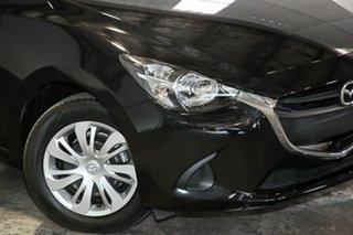 2016 Mazda 2 DJ2HA6 Neo SKYACTIV-MT Black 6 Speed Manual Hatchback.
