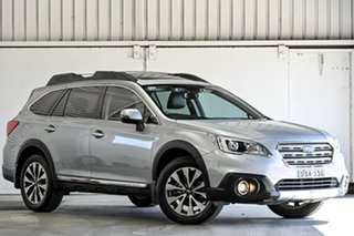 2017 Subaru Outback B6A MY17 3.6R CVT AWD Silver 6 Speed Constant Variable Wagon.