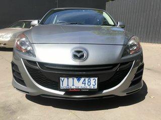 2011 Mazda 3 NEO Silver Auto Activematic Sedan.