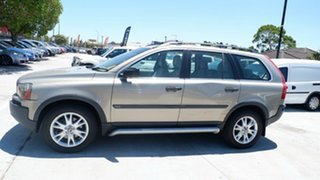 2005 Volvo XC90 P28 MY05 T6 Gold 4 Speed Sports Automatic Wagon