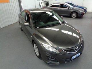 2010 Mazda 6 GH1051 MY09 Classic Grey 5 Speed Sports Automatic Sedan
