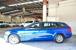 2017 Holden Commodore VF II MY17 Evoke Sportwagon Blue 6 Speed Sports Automatic Wagon