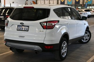 2017 Ford Escape ZG Ambiente (FWD) Frozen White 6 Speed Automatic SUV.