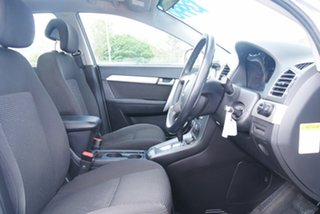 2012 Holden Captiva CG Series II MY12 7 SX Silver 6 Speed Sports Automatic Wagon