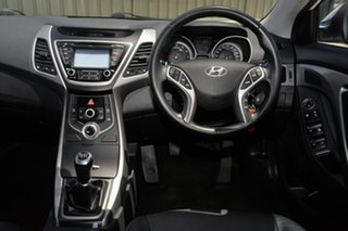 2015 Hyundai Elantra MD3 SE White 6 Speed Manual Sedan