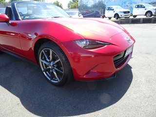 2016 Mazda MX-5 ND GT SKYACTIV-MT Soul Red 6 Speed Manual Roadster