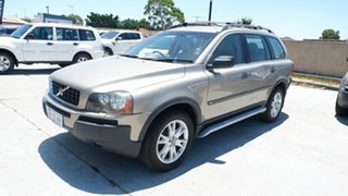 2005 Volvo XC90 P28 MY05 T6 Gold 4 Speed Sports Automatic Wagon.