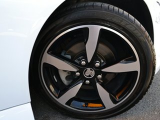 2014 Holden Commodore VF MY14 SV6 Sportwagon White 6 Speed Sports Automatic Wagon