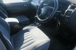 2007 Nissan Patrol GU 5 MY07 ST Silver 4 Speed Automatic Wagon