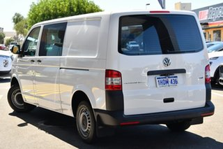 2014 Volkswagen Transporter T5 MY14 TDI340 Crewvan LWB DSG White 7 Speed.