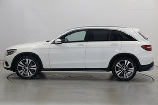 2016 Mercedes-Benz GLC-Class X253 GLC250 d 9G-Tronic 4MATIC White 9 Speed Sports Automatic Wagon.