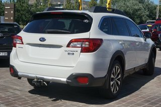 2017 Subaru Outback B6A MY17 2.0D AWD Premium White 6 Speed Manual Wagon