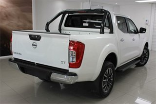 2020 Nissan Navara D23 S4 ST Polar White 7 Speed Sports Automatic Utility