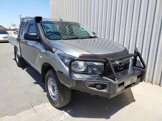 2016 Mazda BT-50 UR0YG1 XT Freestyle 6 Speed Sports Automatic Cab Chassis.