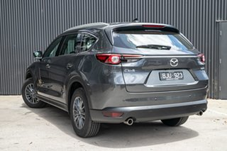 2020 Mazda CX-8 KG2WLA Sport SKYACTIV-Drive FWD Machine Grey 6 Speed Sports Automatic Wagon