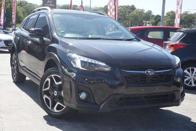 Used Subaru XV G5X MY18 2.0i-S Lineartronic AWD Phillip, 2017 Subaru XV G5X MY18 2.0i-S Lineartronic AWD Black 7 Speed Constant Variable Wagon