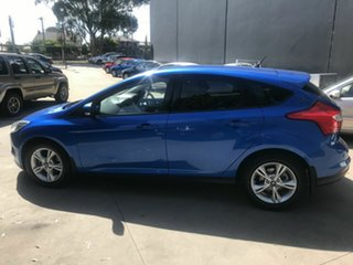 2012 Ford Focus LW MK2 Trend Blue 6 Speed Automatic Hatchback