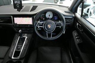 2019 Porsche Macan 95B MY19 S PDK AWD White 7 Speed Sports Automatic Dual Clutch Wagon