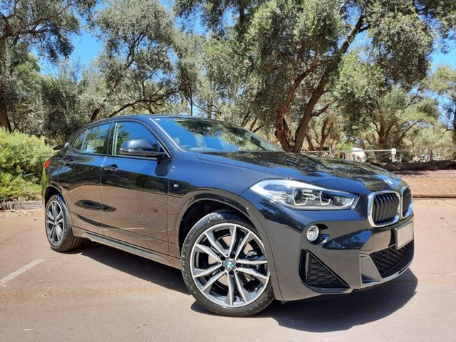 Used BMW X2 F39 sDrive20i Coupe DCT Steptronic M Sport Adelaide, 2019 BMW X2 F39 sDrive20i Coupe DCT Steptronic M Sport Black 7 Speed Sports Automatic Dual Clutch
