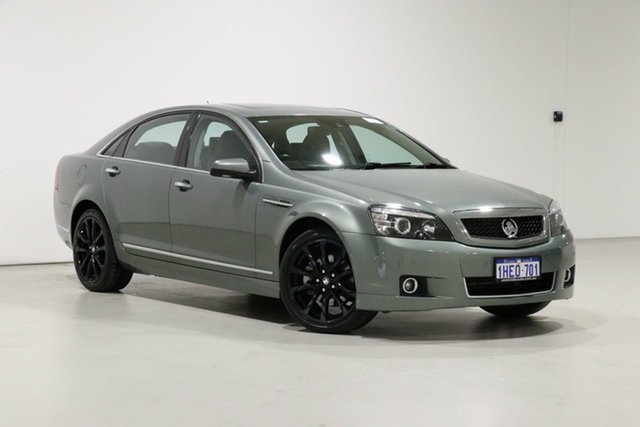 Used Holden Caprice WN MY16 V Bentley, 2016 Holden Caprice WN MY16 V Prussian Steel 6 Speed Auto Active Sequential Sedan