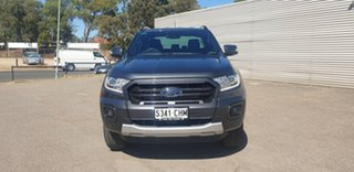 2019 Ford Ranger PX MkIII 2019.75MY Wildtrak Grey 10 Speed Sports Automatic Double Cab Pick Up