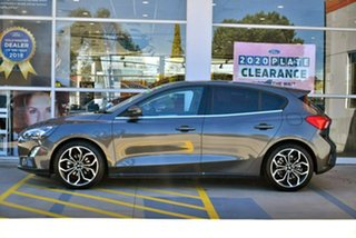 2020 Ford Focus SA 2020.25MY Titanium Grey 8 Speed Automatic Hatchback