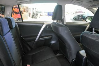 2016 Toyota RAV4 ASA44R GX AWD Glacier White 6 Speed Sports Automatic Wagon