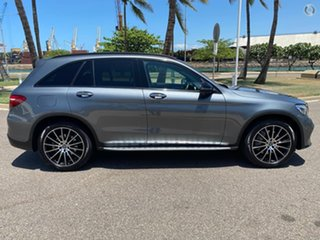 2018 Mercedes-Benz GLC-Class X253 809MY GLC250 d 9G-Tronic 4MATIC Grey 9 Speed Sports Automatic