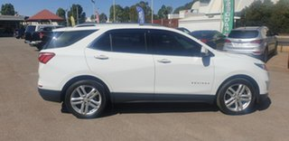 2018 Holden Equinox EQ MY18 LTZ FWD White 9 Speed Sports Automatic Wagon.