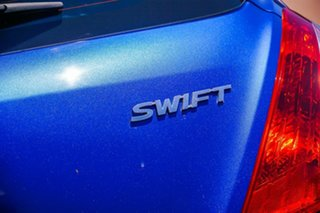 2014 Suzuki Swift FZ MY14 GL Navigator Blue 4 Speed Automatic Hatchback