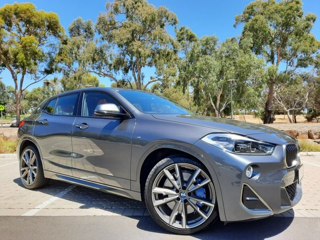 Used BMW X2 F39 M35i Coupe Steptronic AWD Adelaide, 2020 BMW X2 F39 M35i Coupe Steptronic AWD Grey 8 Speed Sports Automatic Wagon