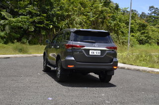 Toyota Fortuner Grey Metallic Automatic