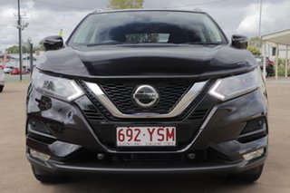 2018 Nissan Qashqai J11 Series 2 ST-L X-tronic Nightshade 1 Speed Constant Variable Wagon