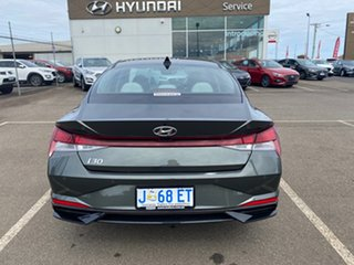2020 Hyundai i30 CN7.V1 MY21 Elite Amazon Gray 6 Speed Sports Automatic Sedan