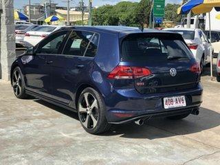 2015 Volkswagen Golf VII MY16 GTi Blue 6 Speed Manual Hatchback.