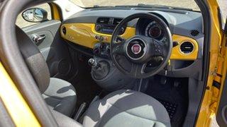 2014 Fiat 500 Series 1 POP Zhj 5 Speed Manual Hatchback