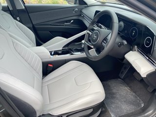 2020 Hyundai i30 CN7.V1 MY21 Elite Amazon Gray 6 Speed Sports Automatic Sedan