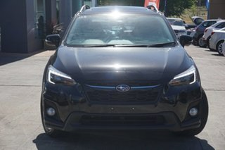2017 Subaru XV G5X MY18 2.0i-S Lineartronic AWD Black 7 Speed Constant Variable Wagon.