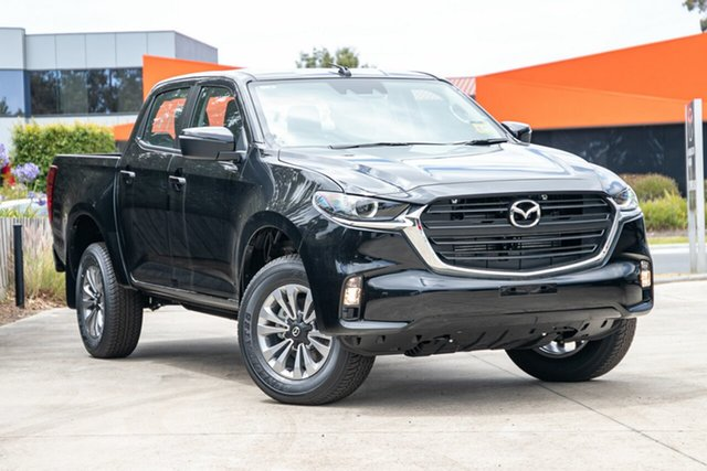 New Mazda BT-50 TFS40J XT Mornington, 2020 Mazda BT-50 TFS40J XT True Black 6 Speed Manual Utility