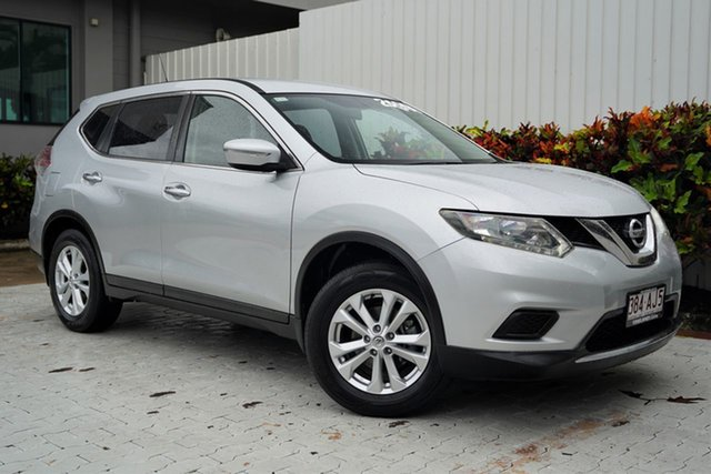 Used Nissan X-Trail T32 ST X-tronic 2WD Cairns, 2016 Nissan X-Trail T32 ST X-tronic 2WD Silver 7 Speed Constant Variable Wagon